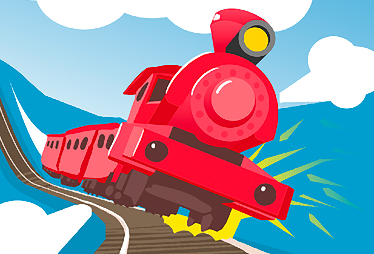 Off The Rails… and In The Game